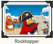 Postal de rockhopper